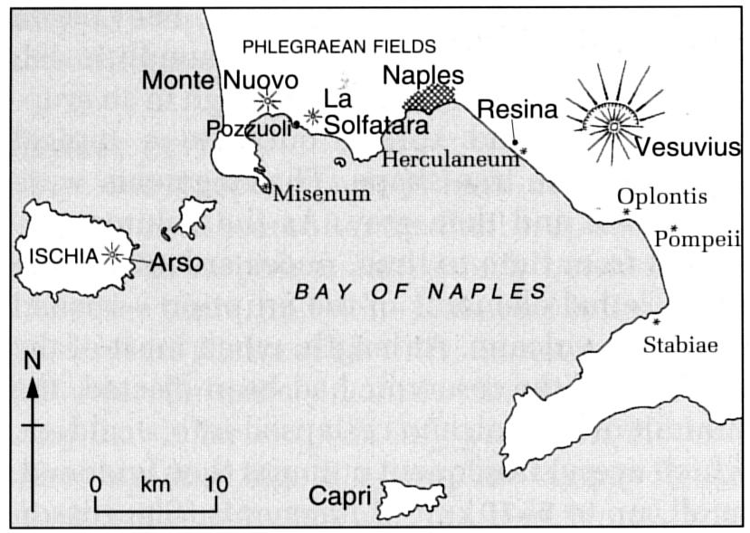 The AD 79 Eruption At Mt Vesuvius